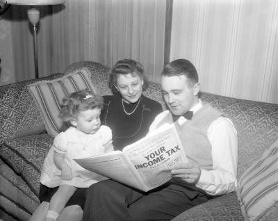 Barnes, Arthur, Income tax guide