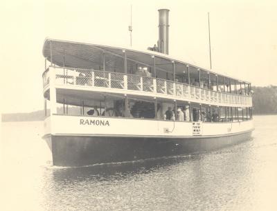 Steamship Ramona