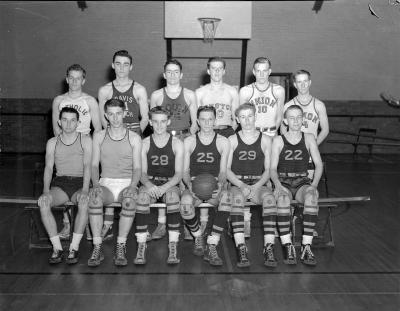 Basketball, All-City Team