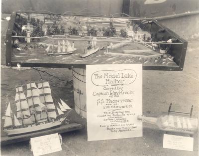 A Model Lake Harbor