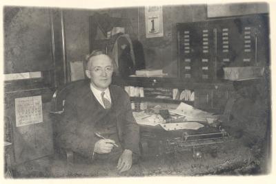 Tracy, William H.