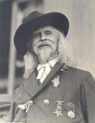People, Buffalo Bill's Double