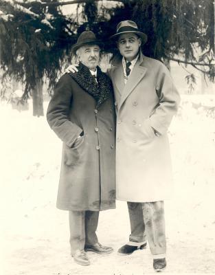 Greenway, Mr.  and J. Lawrence Kerrigan