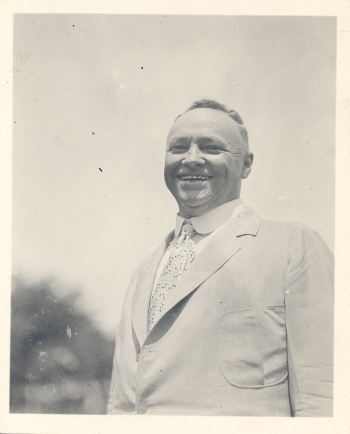 Fred W. Green