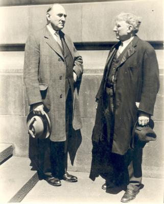 Carl B. Roden and Samuel H. Ranck