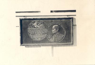 Charles A. Coffin Meda