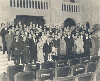 Wedding, Church Interior