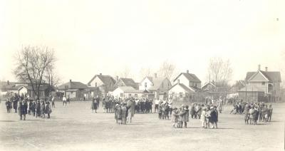 Burton Elementary School Playground