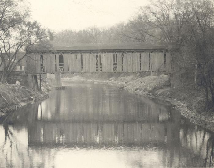 Ada (MI) Covered Bridge