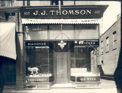 Thomson's Jewelry Store