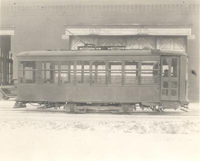 Streetcar, Old model