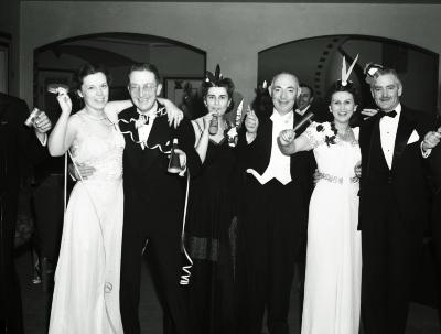 New Year's Eve Party, 1940