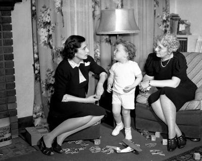 Becker, three generation