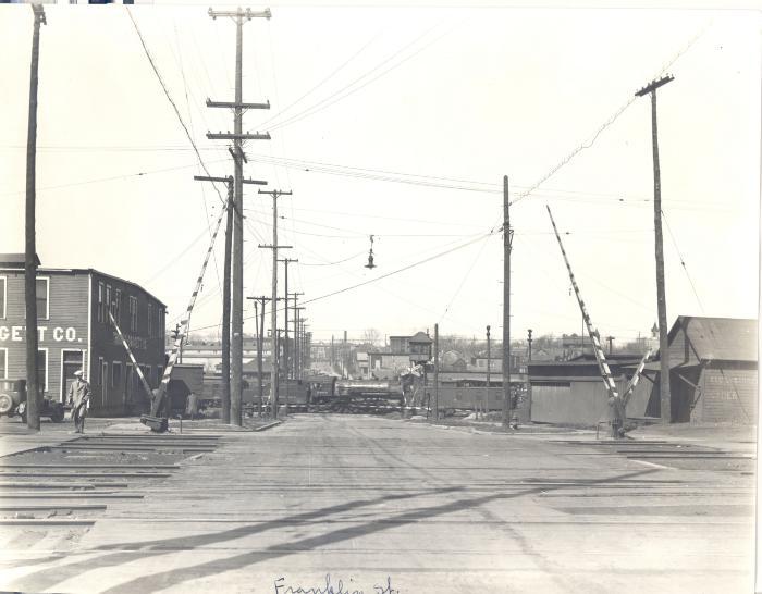 Franklin Street View
