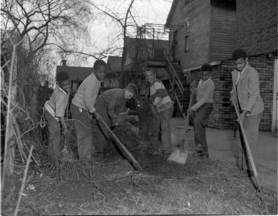 Clean-Up, Ionia Avenue SW
