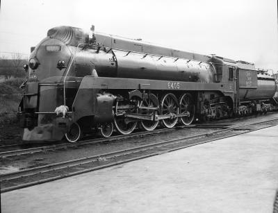 Grand Trunk Railroad Engine
