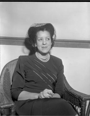 Mrs. Helen J. Claytor