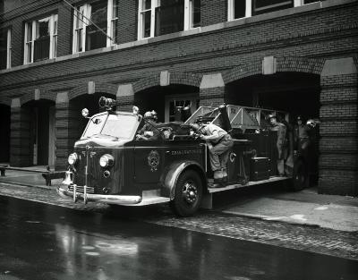 Grand Rapids Fire Station #1