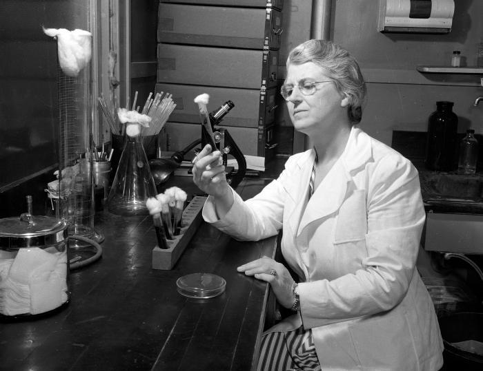 Dr. Pearl Kendrik