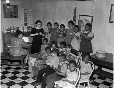 Community Chest, Negro Rhythm Band--Children
