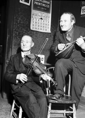 LePard Brothers, old time musicians