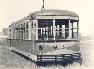 Streetcar, Rear view of car no. 6