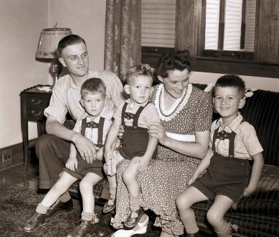 Maat family, Dutch immigrants