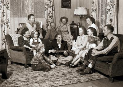 Gerrit Nieuwenhuis, Dutch immigrant family