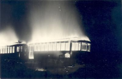 Streetcars Burning