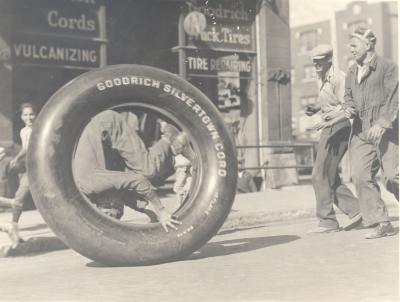 Largest Tire