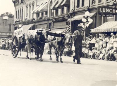 Lowell Centennial celebration