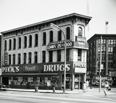Peck's Drug Store