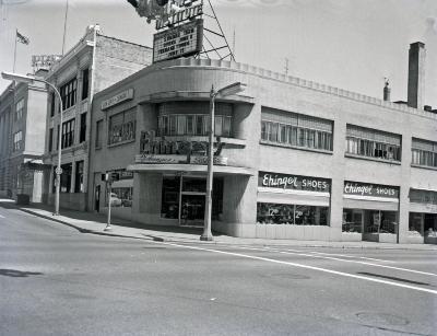 Ehinger Shoe Store