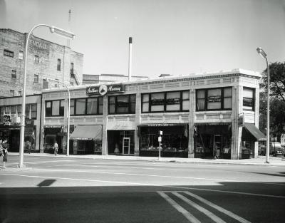 Monument Square Building