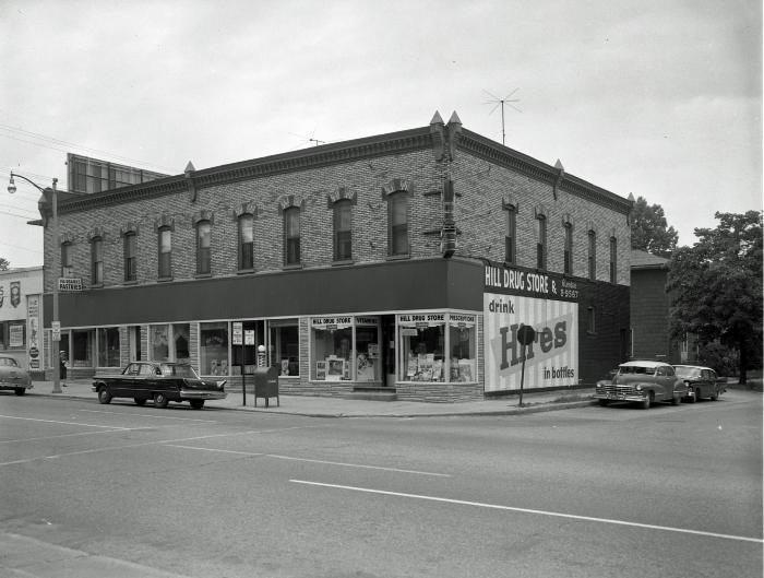200 block of Michigan St. (north side)