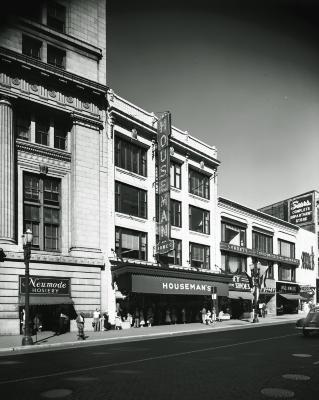 Houseman & Jones Clothing Company