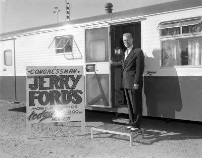 """Congressman"" Jerry Ford"