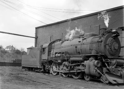 Pennsylvania Railroad locomotive