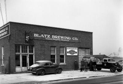 Blatz Brewing Company