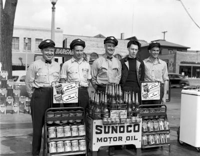 Gas station attendants