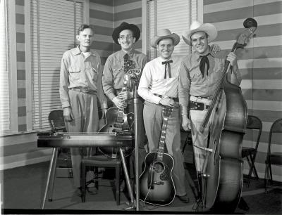 Rhythm Wranglers at W.G.R.D.