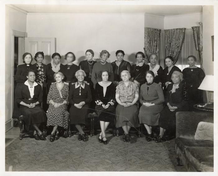 Grand Rapids Study Club, Group Portrait