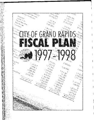 Fiscal Plan excerpts, 1997-1998