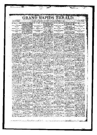 Grand Rapids Herald, Saturday, November 04, 1893