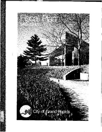 Fiscal Plan excerpts, 1998-1999