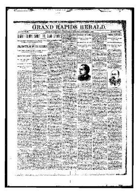 Grand Rapids Herald, Wednesday, November 08, 1893