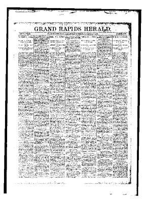 Grand Rapids Herald, Wednesday, November 15, 1893