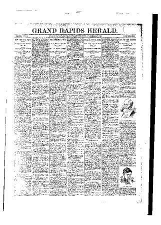 Grand Rapids Herald, Tuesday, November 07, 1893