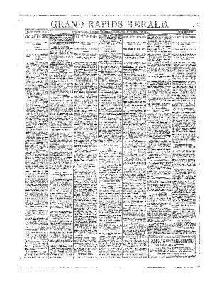 Grand Rapids Herald, Tuesday, November 27, 1894