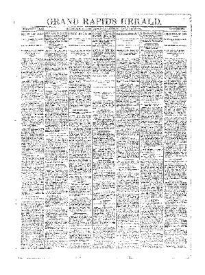 Grand Rapids Herald, Saturday, December 22, 1894